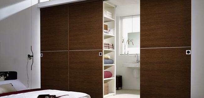 begehbarer kleiderschrank produkte materialien. Black Bedroom Furniture Sets. Home Design Ideas